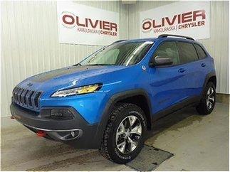 Jeep Cherokee Trailhawk 4x4 2018