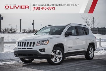 Jeep Compass NORTH  Sport 4X4 MAGS BAS KM A/C 2012