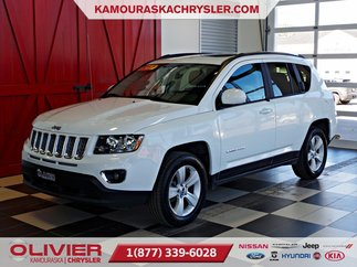 Jeep Compass High Altitude Edition 4X4, TOIT OUVRANT 2017