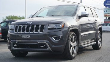 Jeep Grand Cherokee Overland-DIESEL-TOUT ÉQUIPÉ-COMME NEUF 2014