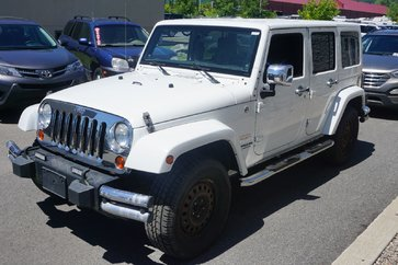 Jeep Wrangler Unlimited SAHARA-UNLIMITED-4X4-ENSEMBLE 2 TOIT-MAG 2011