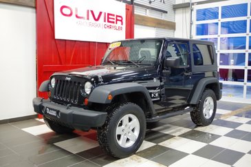 Jeep Wrangler SPORT LECTEUR CD ATTACHE REMORQUE 2009
