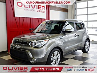 Kia Soul EX, CLIMATISATION, BLUETOOTH, CD 2015