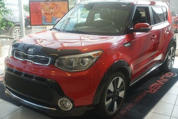 2016 Kia Soul SX-COMME NEUF-CUIR-TOIT PANO-CAMERA-BLUETOOTH-MAG