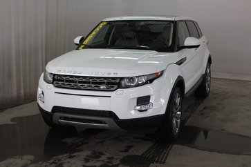 2015 Land Rover Range Rover Evoque Pure City; sieges chauffants et ventiles bluetooth