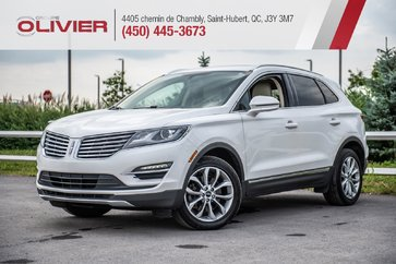 Lincoln MKC AWD MAGS TOIT PANO CAMÉRA HITCH A/C 2015