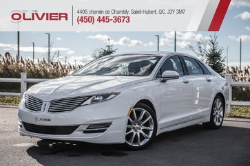 Lincoln MKZ 3.7 AWD+BLISS+NAV+CAMERA+CUIR+TOIT 2016