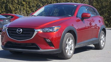 Mazda CX-3 GS-AWD-BLUETOOTH-GARANTIE 2019