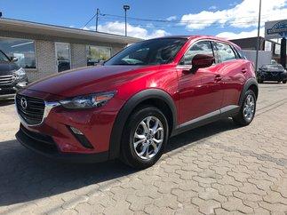 Mazda CX-3 AWD ac/gr/electrique bluetooth volant et siege chauffant regulateur de vitesse GS 2019