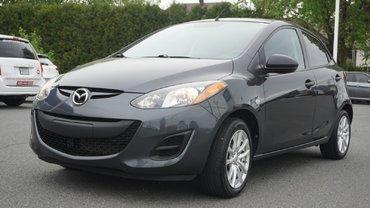 Mazda Mazda2 GX-BAS KILO-UNE SEULE PROPRIO-MAG-A/C-GR.ÉLECTRIQU 2013
