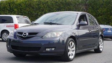 Mazda Mazda3 HATCH-BACK-POUR PETIT BUDGET-VENDU TEL QUEL 2007