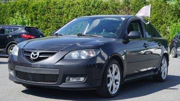 Mazda Mazda3 GT-POUR PETIT BUDGET-VENDU TEL QUEL 2007