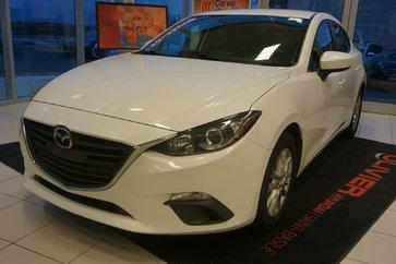 Mazda Mazda3 GS SKY -BLUETOOTH-MAG-CAMÉRA DE RECUL- 2015