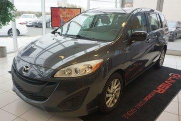 2013 Mazda Mazda5 GS-7 PASSAGER-BLUETOOTH-MAG-A/C-GR.ÉLECTRIQUE