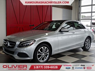 Mercedes-Benz C-Class C 300 4MATIC, BLUETOOTH, TOIT OUVRANT, AWD 2015