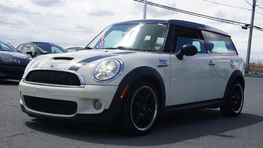 MINI Cooper Clubman S-TURBO-BLUETOOTH-MAG-A/C-TOIT PANO 2010