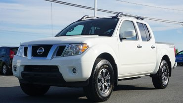 Nissan Frontier PRO-4X-TOIT OUVRANT-CAMERA-AWD-MAG 2019