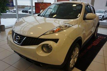 Nissan Juke SL-JAMAIS ACCIDENTÉ-BLUETOOTH-TOIT OUVRANT-MAG 2013