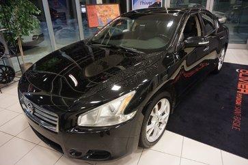 2012 Nissan Maxima 3.5 SV-TOUT ÉQUIPÉ-UN SEUL PROPRIO-JAMAIS ACCIDENT