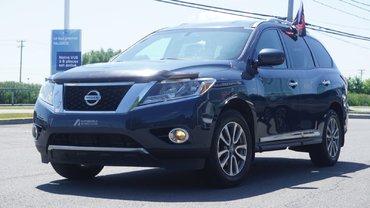 Nissan Pathfinder SL-4X4-CUIR-NAVIGATION-CAMÉRA-BLUETOOTH-CRUZ 2014
