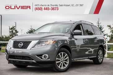 Nissan Pathfinder SV MAGS+AWD+BLUETOOTH+CAMERA+BANCS CHAUFFANTS 2015