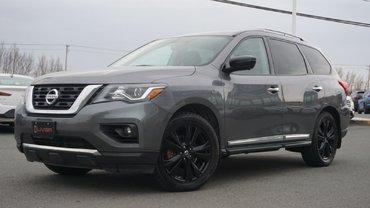 Nissan Pathfinder PLATINUM MIDNIGHT EDITION MAG CUIR TOIT 2017