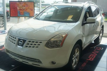 Nissan Rogue S-JAMAIS ACCIDENTÉ-A/C-GR.ÉLECTRIQUE 2010