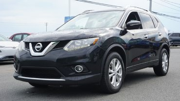 Nissan Rogue SV-CAMÉRA-TOIT PANO-BLUETOOTH-CARFAX DE $23000 2014