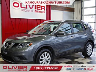 Nissan Rogue S AWD, MAGS, BLUETOOTH, CD 2015