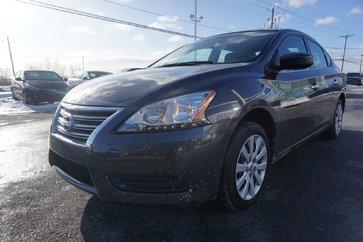 2014 Nissan Sentra SV-A/C-BLUETOOTH-UN SEUL PROPRIO-JAMAIS ACCIDENTÉ