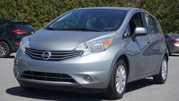 Nissan Versa Note SV-BLUETOOTH-BAS KILO-A/C-CAMÉRA 2014