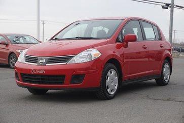 Nissan Versa A/C GR.ÉLECTRIQUE-ÉCONOMIQUE 2009