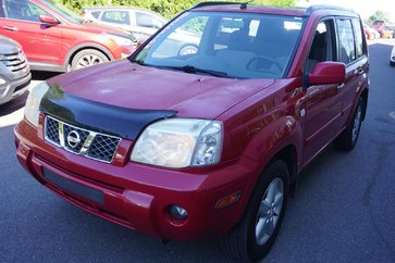 Nissan X-Trail SE-AWD-POUR PETIT BUDGET-A/C-TOIT OUVRANT 2005