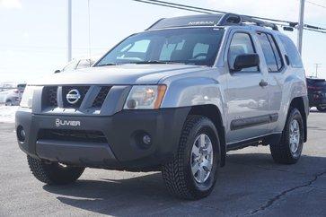 Nissan Xterra OFF-ROAD-4X4-GR.REMORQUAGE-BLUETOOTH 2008