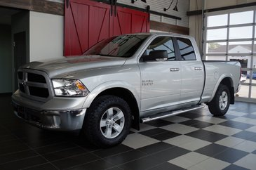 Ram 1500 Outdoorsman 3.6L, ECONOMIQUE,BLUETOOTH 2014