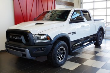 Ram 1500 Rebel 5.7L ATTACHE REMORQUE,BLUETOOTH 2016