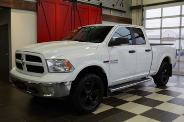Ram 1500 Outdoorsman, DIESEL, BLUETOOTH, BOITE 6.4