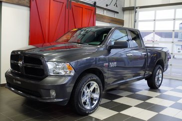 Ram 1500 Express 5.7L, BLUETOOTH,MAGS,ATTACHE REMORQUE 2017