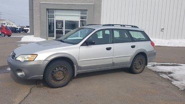 2006 Subaru Outback 4D WAGON
