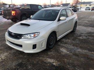 Subaru Impreza WRX SEDAN 2013