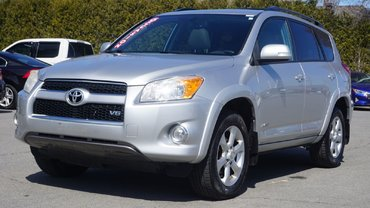 Toyota RAV4 Limited-4X4-CUIR-TOIT OUVRANT-MAG-BLUETOOTH 2010