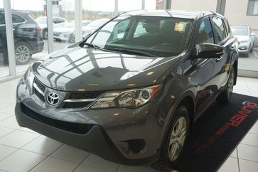Toyota RAV4 LE-AWD-BLUETOOTH-JAMAIS ACCIDENTÉ-UN SEUL PROPRIO 2014