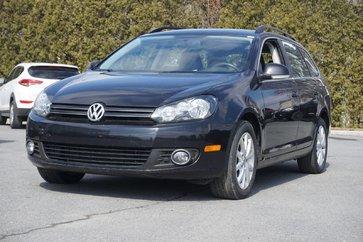 Volkswagen Golf wagon COMFORTLINE - DIESEL - AUTO - A/C 2013