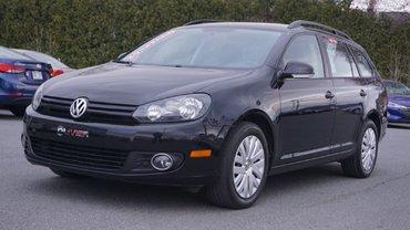 Volkswagen Golf wagon TRENDLINE - DIESEL - AUTO - A/C 2014