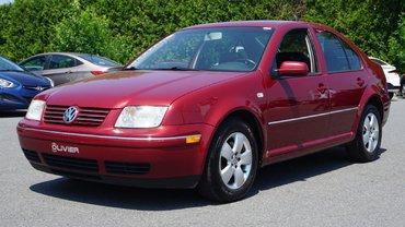 Volkswagen Jetta Sedan GLS-CUIR-MAG-A/C-TOIT OUVRANT 2004