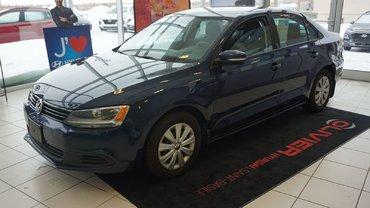 Volkswagen Jetta Sedan TRENDLINE-GR.ÉLECTRIQUE-CRUISE-TRÈS PROPRE 2014