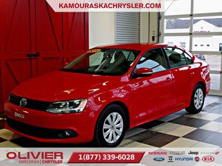 Volkswagen Jetta Sedan DIESEL, CLIMATISATION, REGULATEUR DE VITESSE, 2014