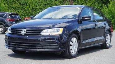 Volkswagen Jetta Sedan UNE SEULE PROPRIO-COMME NEUF-CAMÉRA-BLUETOOTH 2015