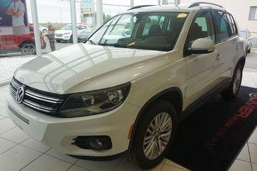 Volkswagen Tiguan TRENDLINE 4MOTION TOIT A/C GR.ELEC 2016