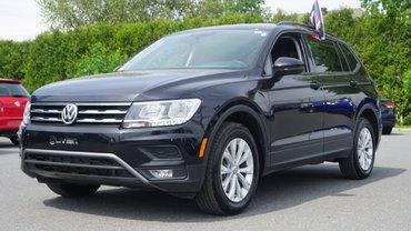 Volkswagen Tiguan TRENDLINE-TRÈS PROPRE-BLUETOOTH-CRUZ-MAG-CAMÉRA 2018